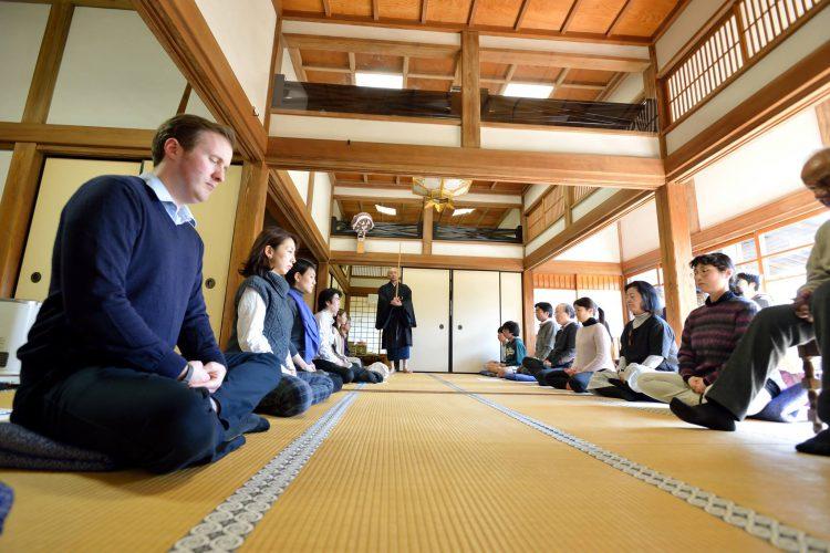 Zazen & Zen Art Experience