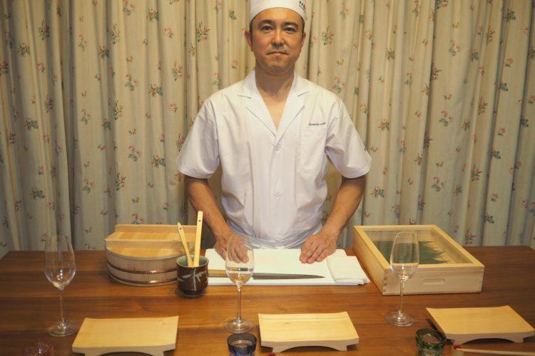 出張寿司サービス
